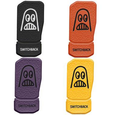 Switchback Jib Pads - Footbed Padding - Black - Orange - Purple - Mellow Yellow