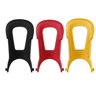Switchback ST Highbacks - Black, Red & Mellow Yellow