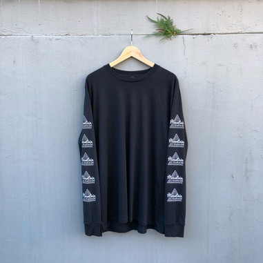 TMG OG Long Sleeve Black