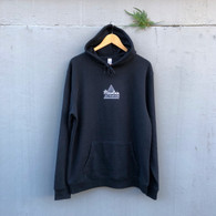 The Mountain Garage OG Hoodie Black