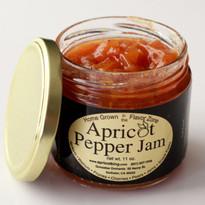 Apricot Pepper Jam