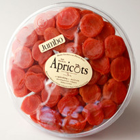 Dried Blenheim Apricots - Jumbo
