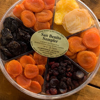 San Benito All Fruit Sample Collection