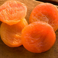 SlipPits Whole Apricots ( 8 lbs. Bulk)