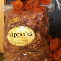 Apricot Leathers (5 lbs. bulk)
