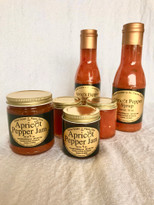 Jr. Apricot Pepper Jam (set of 3)