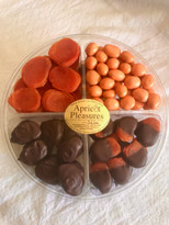 Apricot Pleasures -  large  clear tub