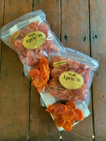 Apricot Leathers    16 oz