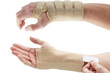 The Neoprene Actesso Beige Wrist Brace Support with Metal Bar has been designed in association with NHS Clinicians for the treatment of Carpal Tunnel Syndrome, Wrist Fractures, Wrist Sprains, Repetitive Strain Injury and Rheumatoid Arthritis.