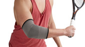 REDUCES PAIN AND PREVENTS FURTHER INJURY : This Elbow Sleeve is ideal for preventing and supporting the elbow before any injury or to relieve pain and to increase the elbows ability to function under stress