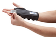 The Actesso Wrist Support Splint has been designed with super breathable material for maximum airflow, allowing you to wear this support for as long as needed, while always remaining comfortable. The premium material also helps reduce heat and sweat which can occur in most wrist supports. This wrist support splint contains a metal 'palmar bar/ metal stay', which runs underneath the wrist, helping to keep the wrist in a neutral position.