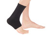 black ankle sleeve