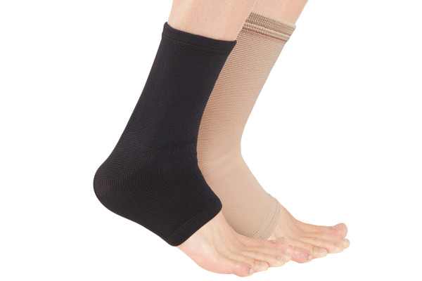 The Actesso Elastic Ankle Support is ideal for supporting ankle before injury or to relieve pain and provide stabilisation for injured ankles such as a sprain or strain. Great for sports and every day walking around.