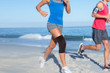 Knee supports for running