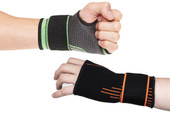 The Actesso Sports Wrist and Hand Support is the ideal support for sports use and in the healing of the wrist from sprains or strains. This Wrist Support provides support whilst allowing the natural movement of the wrist, enabling you to carry out your daily or sporting activities with ease.