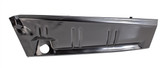 71-74 Dodge Charger Trunk Floo r Extension (Drop Off) - L
