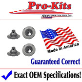 Tail Light Quarter Panel Extension Nuts (4 Pack)