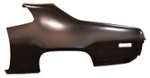 71 Plymouth Road Runner Quarter Panel - OE Style Left Hand