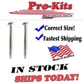 70 71 72 73 74 Challenger Cuda Barracuda Fuse Panel Screws Kit