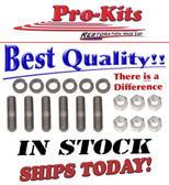 Engine Mounting Studs for 426 HEMI.  Fits 66 67 68 69 70 71