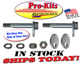 Front Upper Control Arm Alignment Cam Adjuster Service KIT