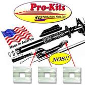Charger Satellite Coronet GTX Duster Demon Dart White Steering Column Break Away Support Washers(3 pcs.)