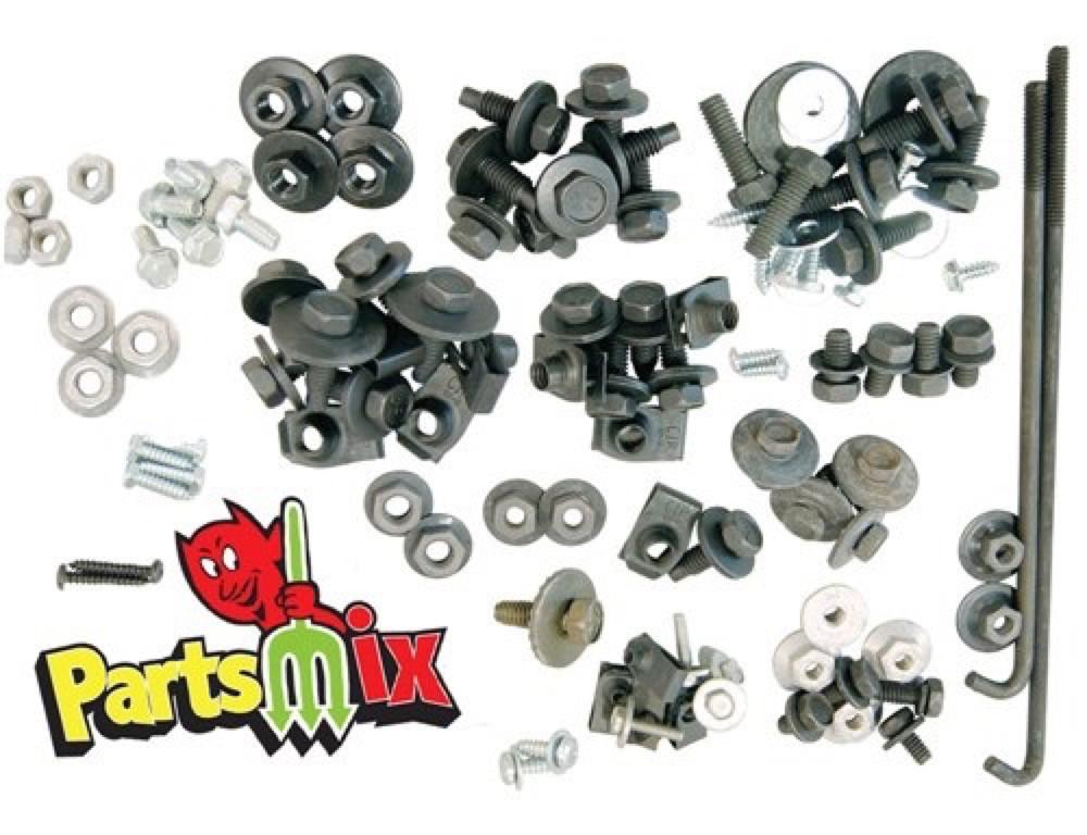 Fits 68 69 70 Roadrunner Coronet GTX Steering Column Mounting Service Bolt Kit
