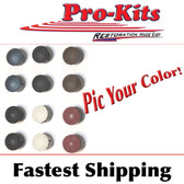 66 67 68 69 70 71 72 73 Dart Coronet Road Runner Valiant Body Door Vent Hole Plugs Various colors (Pair)