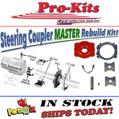 Steering Column Coupler Rebuild Kit for Mopars