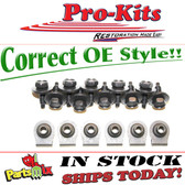 66 67 68 69 70 Road Runner Coronet (Not 68 70 Charger) Lower Grille Filler Panel Bolt Kit