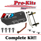 1971 Charger Road Runner Satellite & 70 71 72 73 74 Cuda Barracuda Challenger (AMD) Battery Tray Super Service Kit