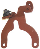 1972-73 340 Four-Barrel and 1974 360 Four-Barrel Throttle Cable Mounting Bracket