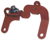 1971 383 Four-Barrel Throttle Cable Mounting Bracket
