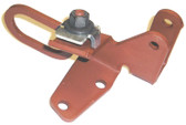 1971 440 Six Pack Throttle Cable Mounting Bracket