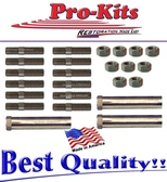 62 63 64 65 Street Wedge Exhaust Manifold Fastener Kit 361 383 426