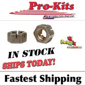 Correct exhaust manifold to down pipe nut kit for Mopars. 4 per kit.