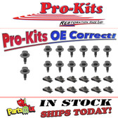 67 68 69 BARRACUDA HEADER PANEL BOLT KIT