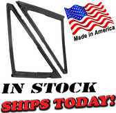 78-86 Dodge Trucks Ramcharger & Plymouth Trailduster VENT WINDOW KIT, 2PCS