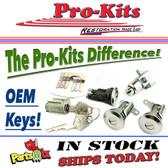 66 67 Satellite Coronet 68 Charger Roadrunner Coronet Ignition, Door, Glove, Trunk Locks(One key fits all locks)