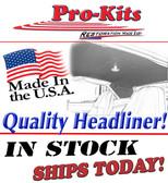 68-70 Plymouth/Dodge 4 Door Sedan 6 Bow Headliner Perforated