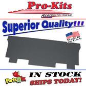 67 68 69 Barracuda Cuda Notchback Trunk Divider Board