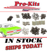 72 73 74 Challenger Trunk Deck Lid Bolt Kit