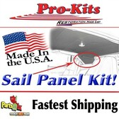 70 71 72 73 74 Cuda Sail Panels Perforated