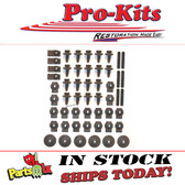 73-76 A Body Dart Duster Dart Sport Fender Bolt Kit