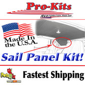 73/74 Roadrunner / Satellite / GTX Sail Panel Insulation