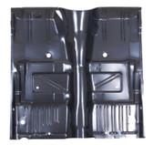 67-74 Dodge Dart Front Floor Pan.  AMD.  www.partsmix.com
