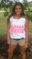 Softball Junkie Tank