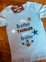 1 Sample Football Sis Tee Size 12