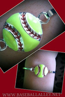 Softball Latch Bracelet