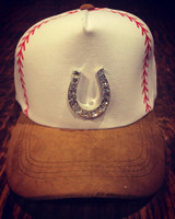 "Blinged ""Colts"" Printed Baseball/Softball cap"